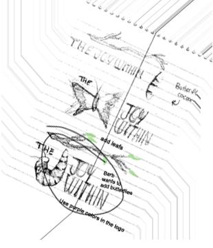 P3 agency Logo Design Process