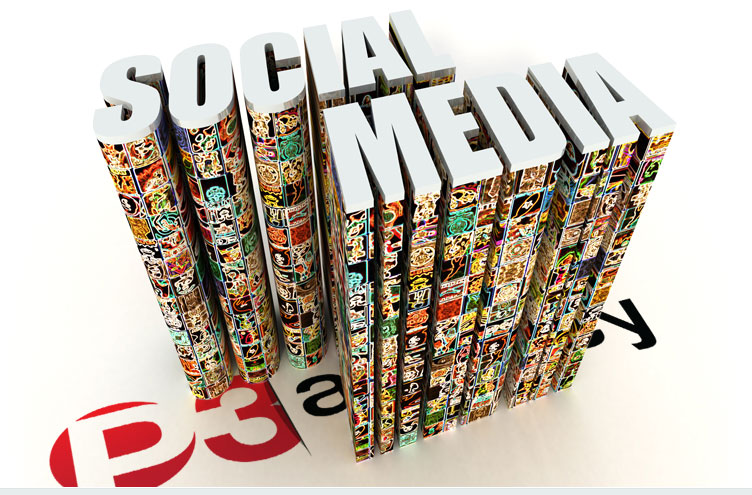 P3 agency Social Media Marketing