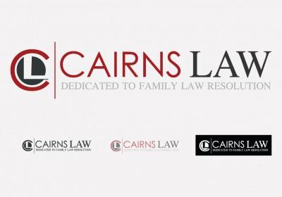 cairns-law-logo-and website-design