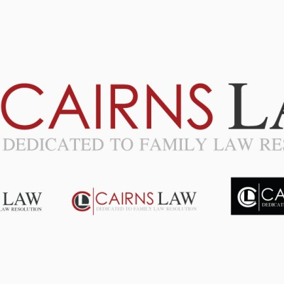 Logo design for Cairns Law