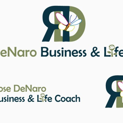 Logo design for Rose DeNaro