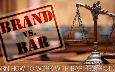 Brand Development vs BAR Restrictions