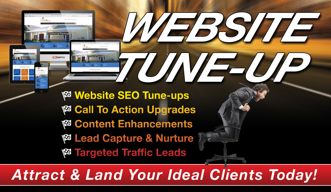 Website and Marketing Tune Up