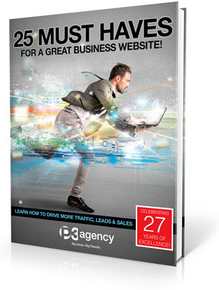 25 Must Haves for a Great Business Website
